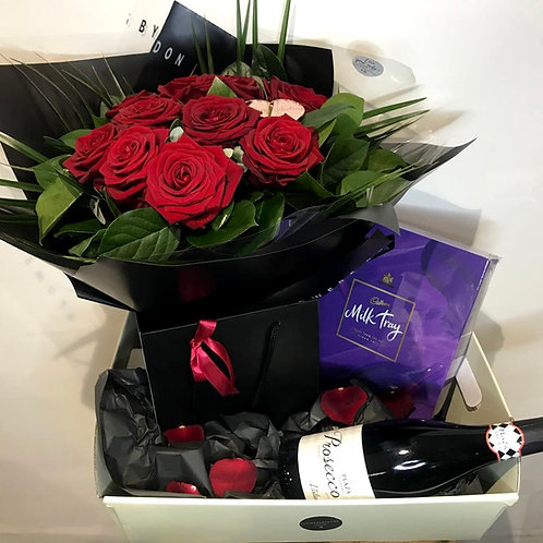 Luxury romantic Hamper