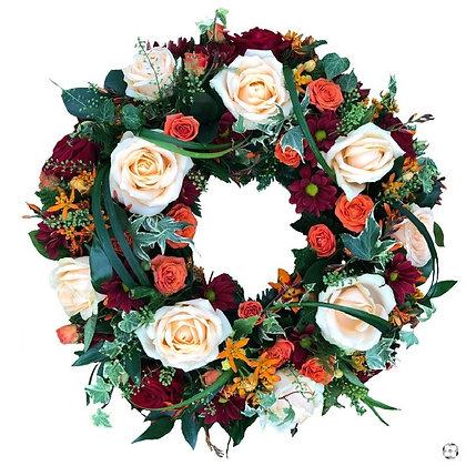 Autumn wreath - 4005