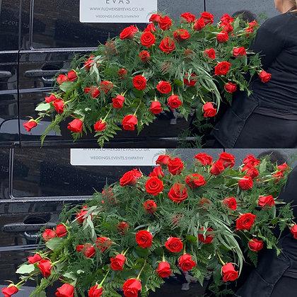5ft coffin spray - 7890