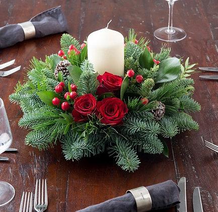 Red Rudolph arrangement