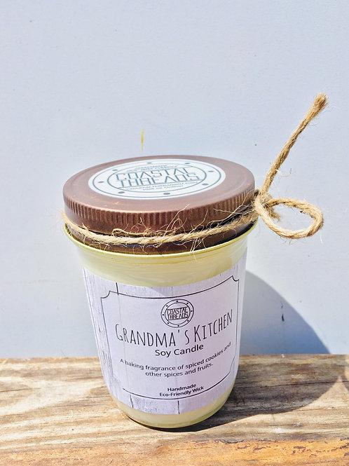Grandmas Kitchen Soy Candle