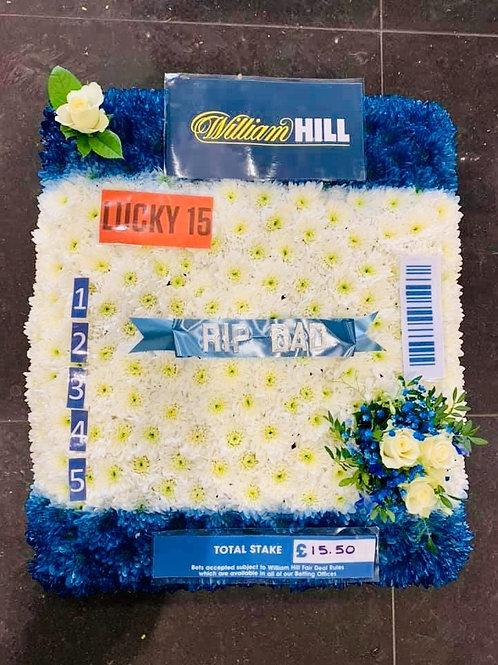 Betting Slip (William Hill)