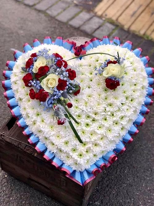 West Ham Heart Tribute