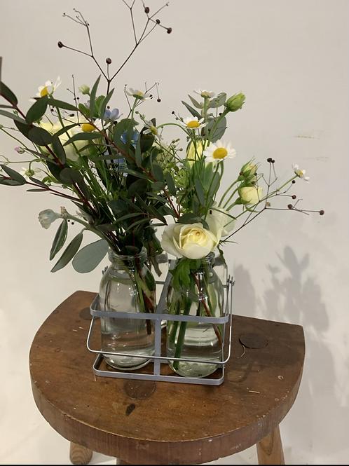 Florist choice Mini jugs