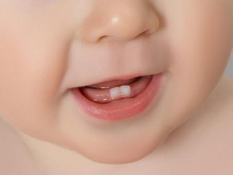 ¿Cómo cuidar los dientes de tu bebé?