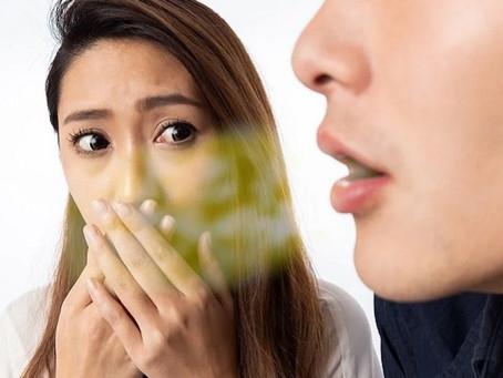 Acaba tu halitosis o mal aliento