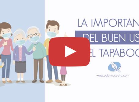 La Importancia del buen uso del Tapabocas