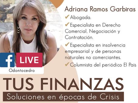 Tus Finanzas: Soluciones en Épocas de Crisis