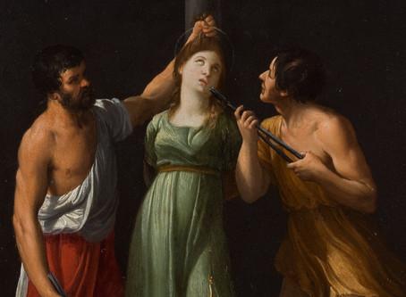 La odontología tiene su mártir: Santa Apolonia