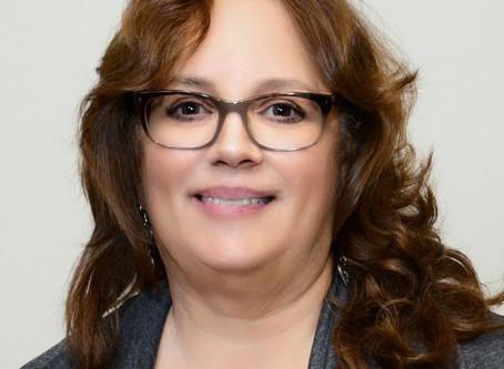 Welcome, New Board member, Glenda