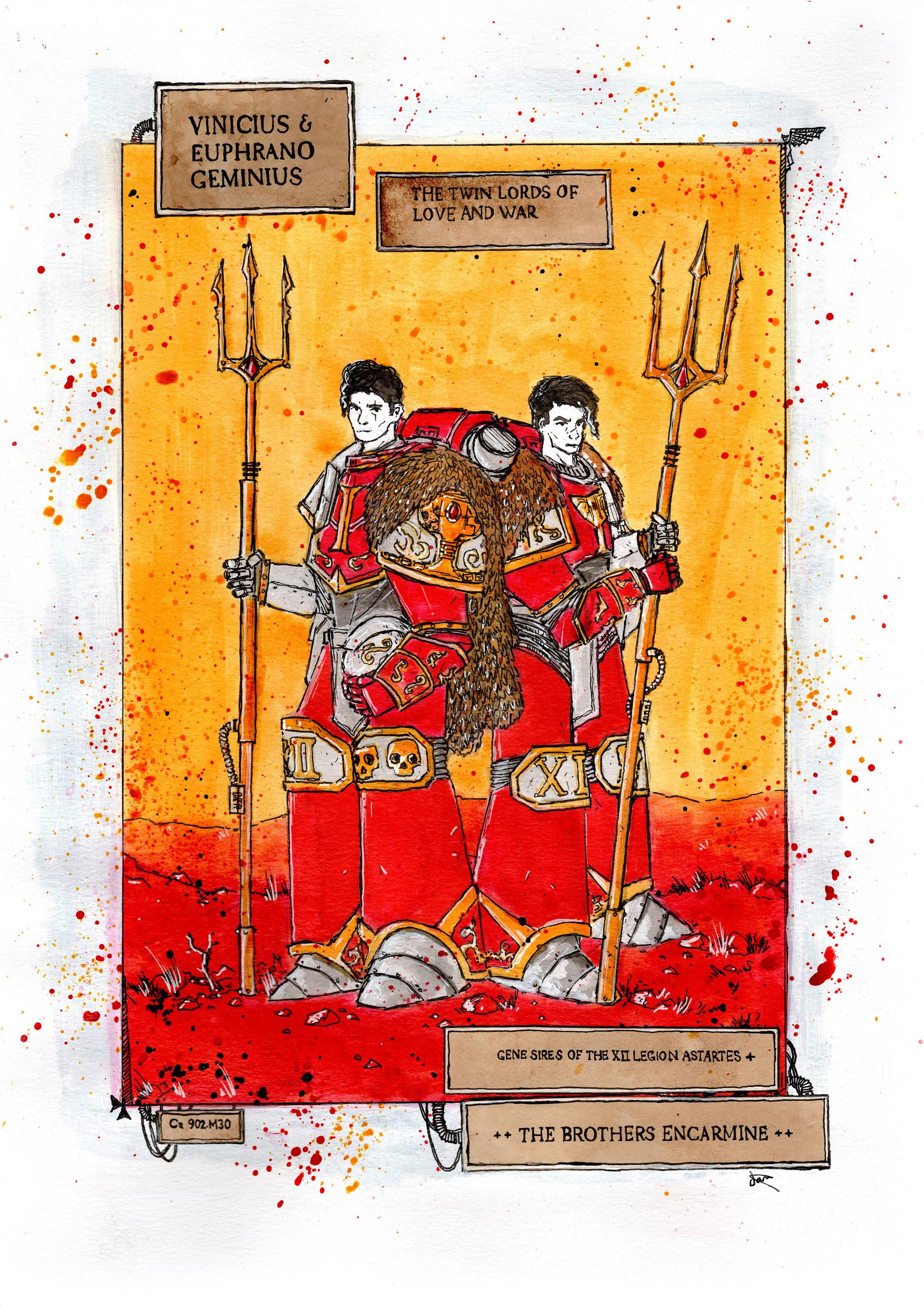 Brothers Encarmine