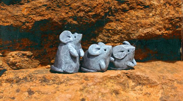 Sandstone Mice