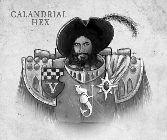 Calandrial Hex portrait