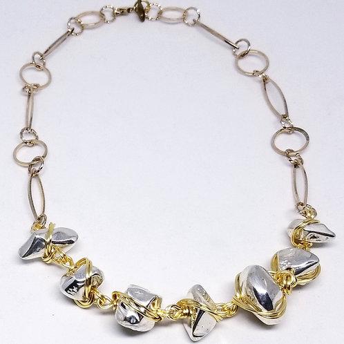 shiny silver nugget gw