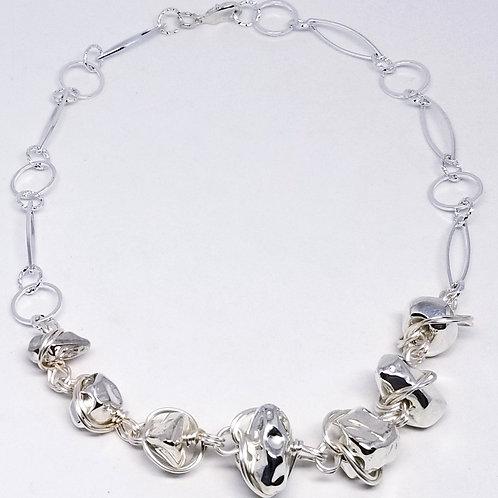 shiny silver nugget sw