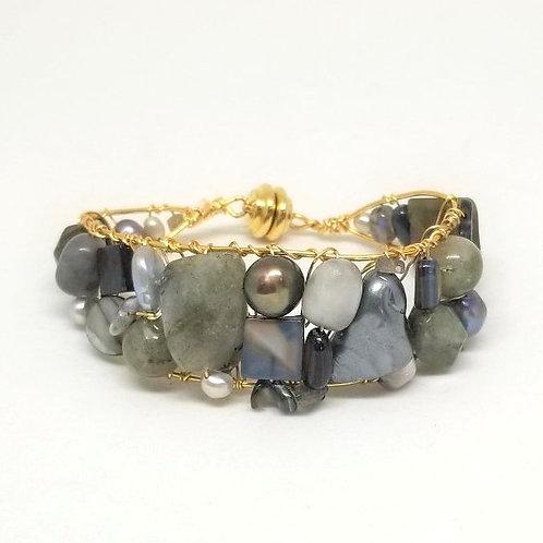 grey gem cuff gw