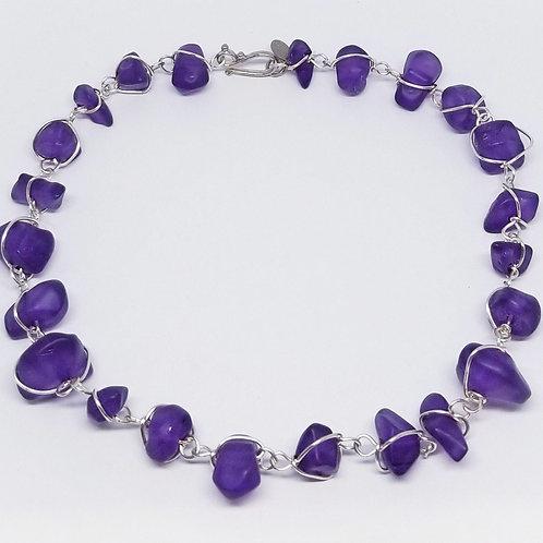 matte dark purple nugget sw