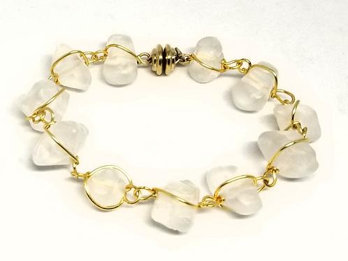 frost nugget link bracelet gw