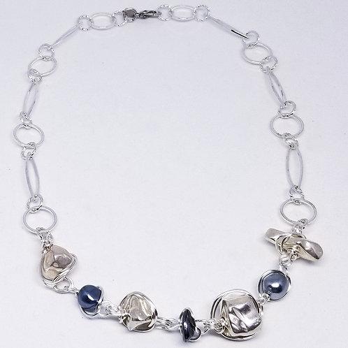 shiny silver nugget grey pearl sw