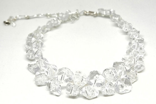 Clear Nugget Collar sw