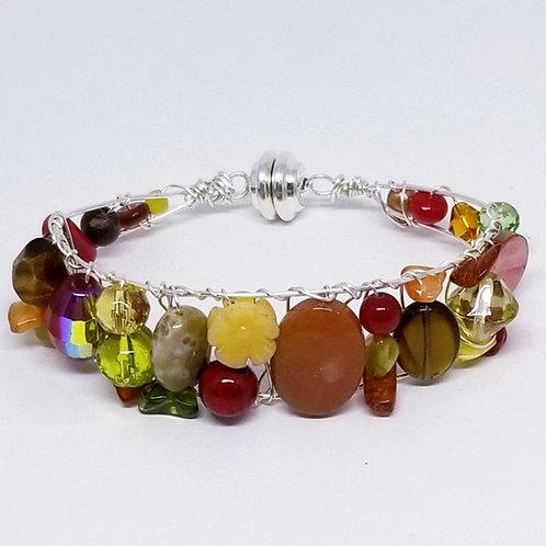 spice gem cuff bracelet sw