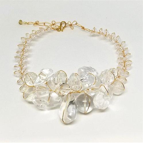 Clear Jumbo Collar gw