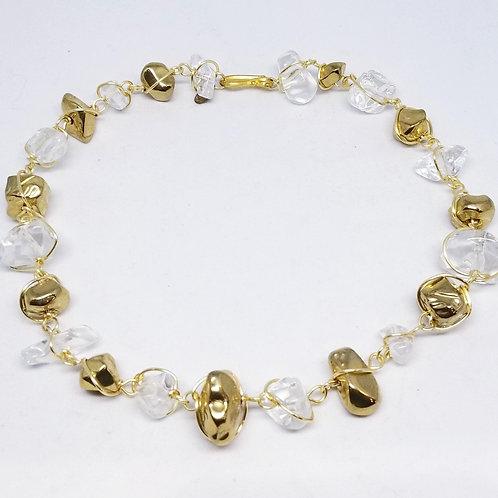 gold/clear nugget gw