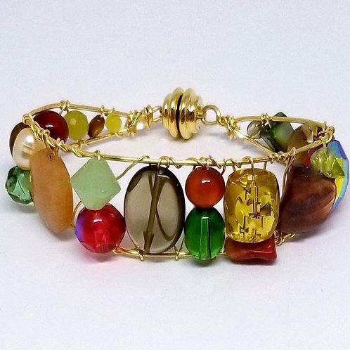 spice gem cuff bracelet gw