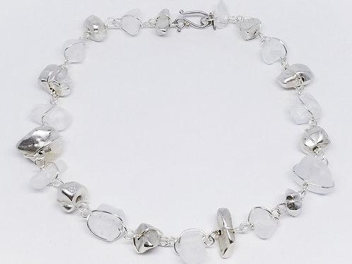 frost/matte silver nugget sw