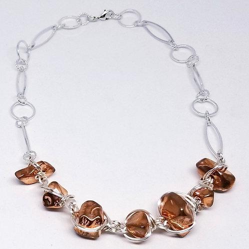 shiny copper nugget sw