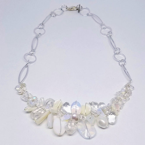 white moonstone clear gem section nk sw