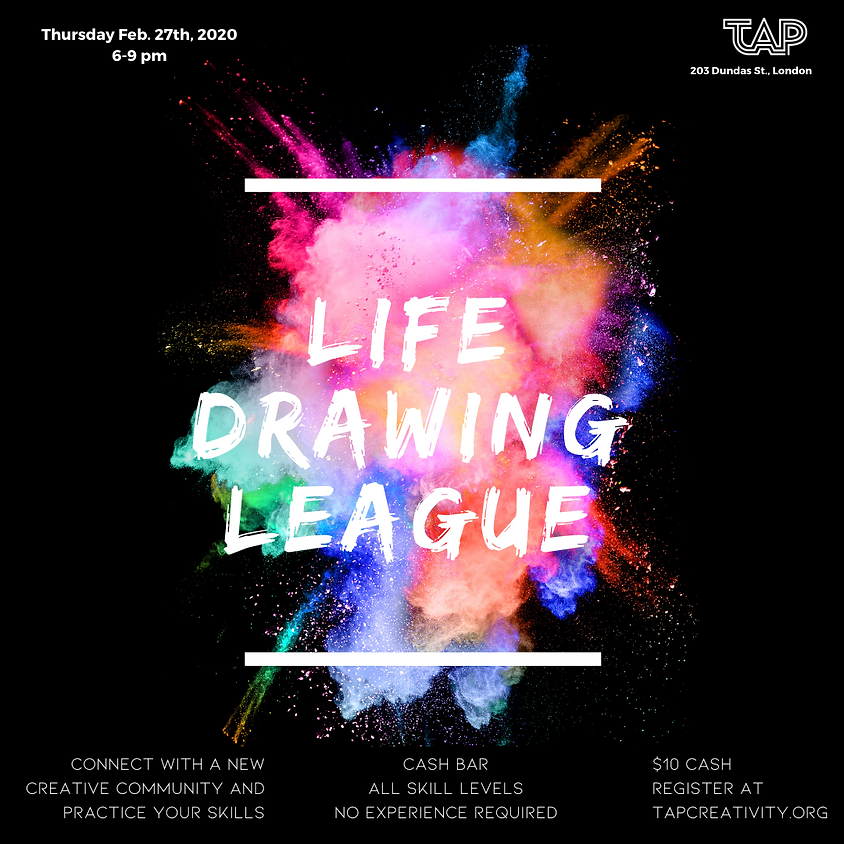 Life Drawing League