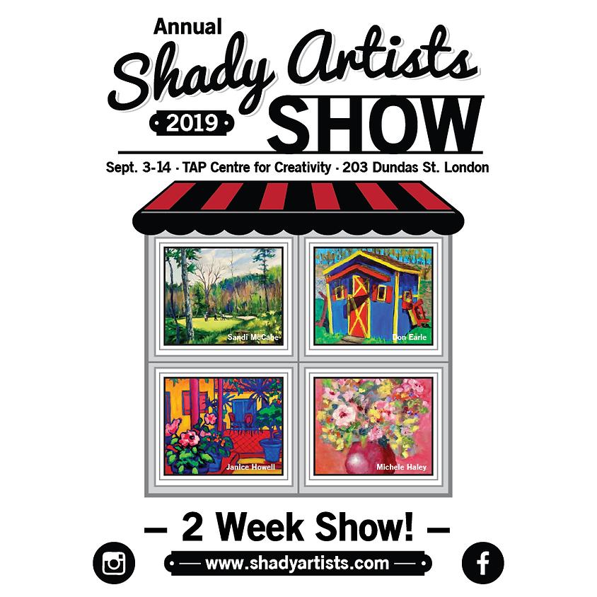 Shady Artists Show