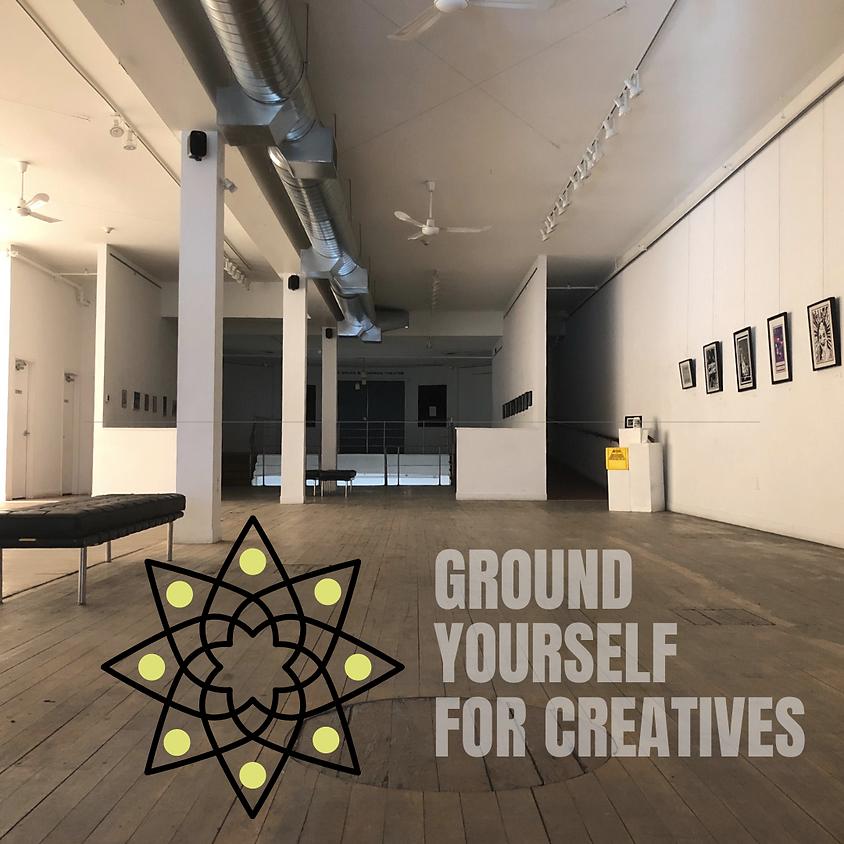 Ground Yourself Workshop
