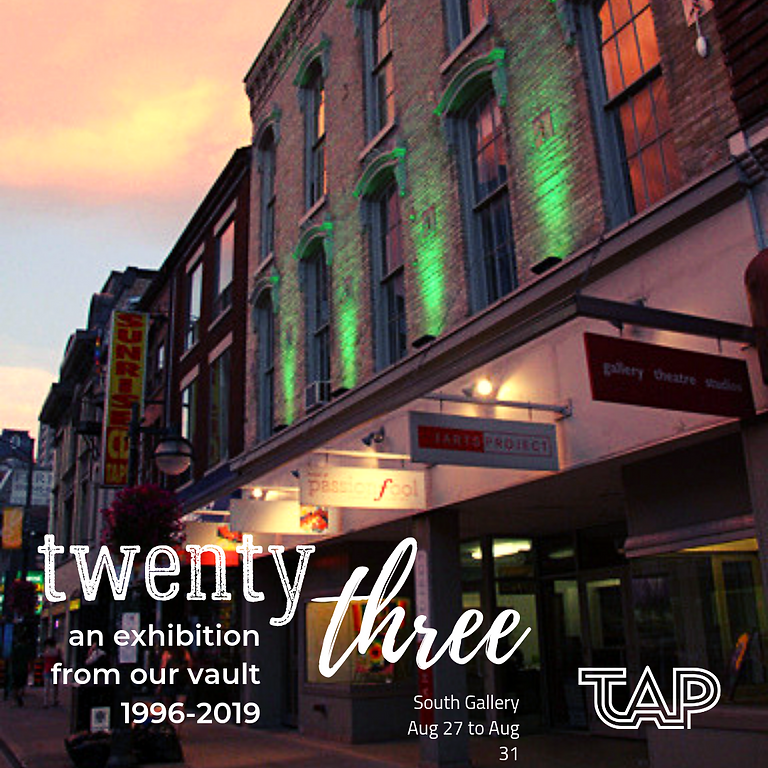 Twenty Three: An Exhibition from our Archives