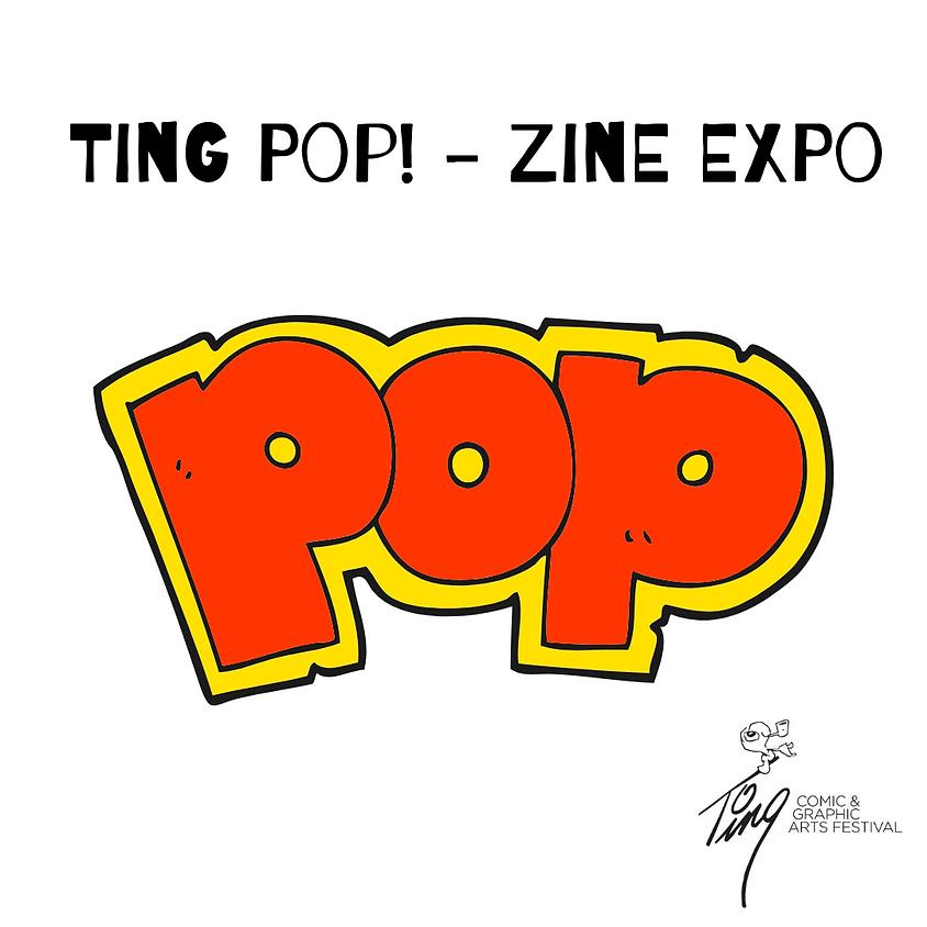 Ting Pop! - Zine Expo