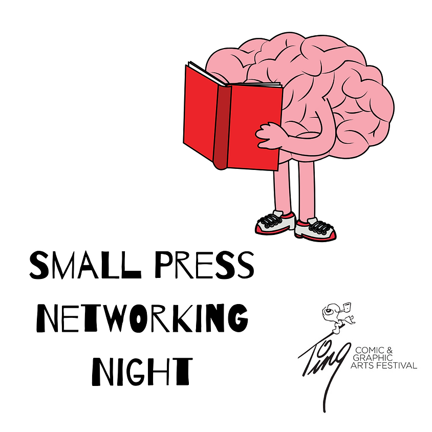 Small Press Networking Night