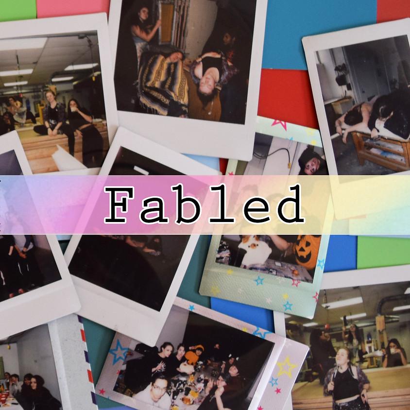 FABLED:  2019 Fanshawe Fine Art Graduation Exhibition
