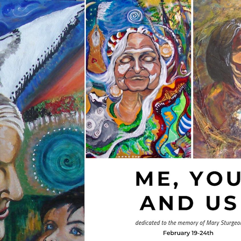 Me, You and Us: Suellen Evoy-Oozeer