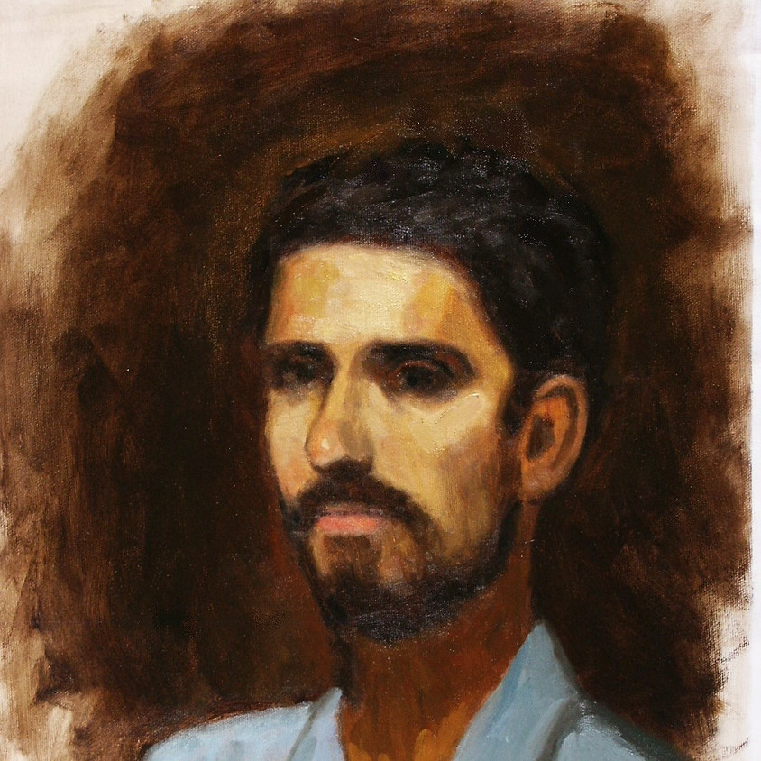 Zorn Palette – Portrait Sketch