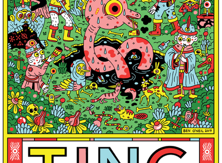 TAP Centre for Creativity is holding the sixth annual  Ting Comic & Graphic Arts Festival this April