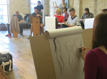 Call for Submissions: Life Drawing