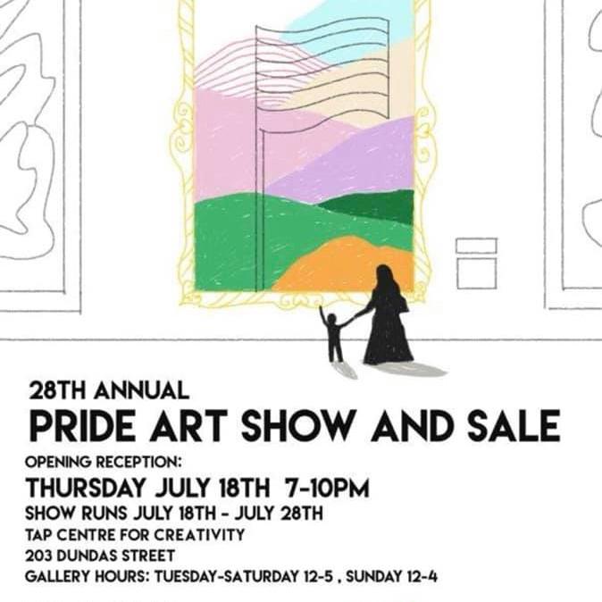 Pride Art Show