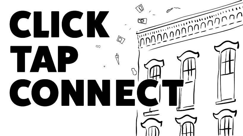 Click Tap Connect, Virtual Resident Artists Show