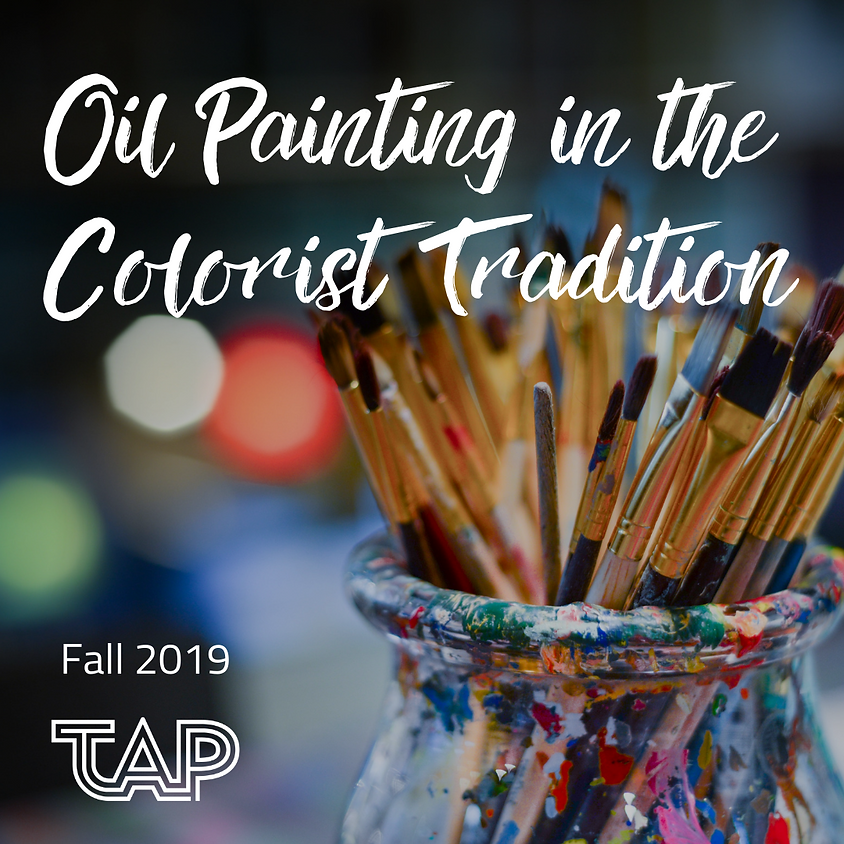 Oil Painting in the Colorist Tradition