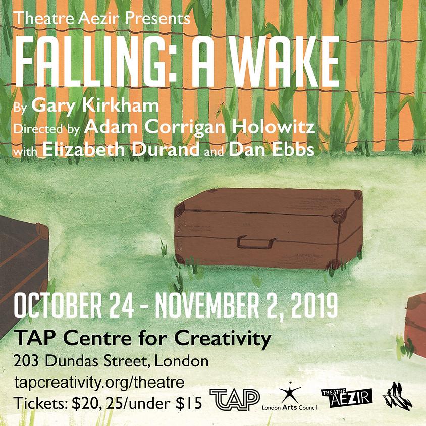 Falling : A Wake