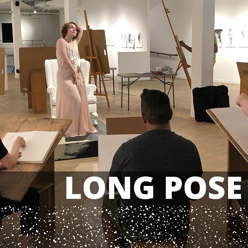 Life Drawing Long Pose