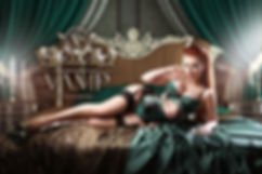 Emmerald Barwise VAMP emerald boudoir wm