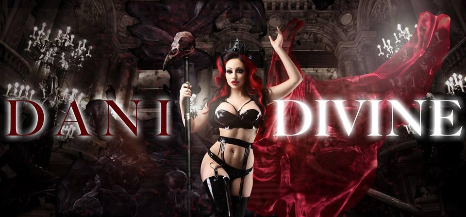 Dani Divine 2016 Calendar by DollHouse Photography