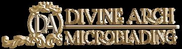 Divine Arch Microblading Logo